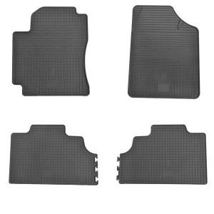 Комплект резиновых ковриков в салон автомобиля Geely CK (CK2)