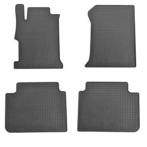 Комплект резиновых ковриков в салон автомобиля Honda Accord 9