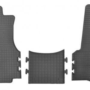 Передние автомобильные резиновые коврики Honda CR-V 2012-