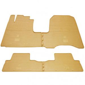Комплект резиновых ковриков в салон автомобиля Honda CR-V 2012-