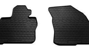 Передние автомобильные резиновые коврики Honda Civic hatchback 2006-