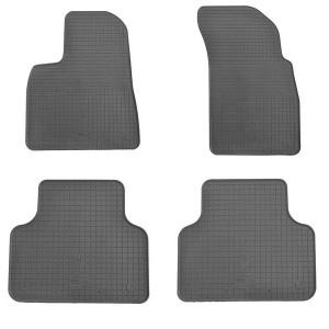 Комплект резиновых ковриков в салон автомобиля Honda Crosstour 2012-