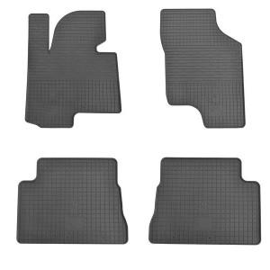Комплект резиновых ковриков в салон автомобиля Hyundai Getz