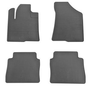 Комплект резиновых ковриков в салон автомобиля Hyundai Santa Fe