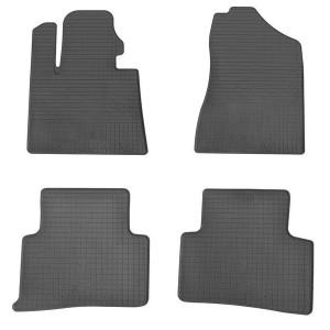 Комплект резиновых ковриков в салон автомобиля Hyundai Tucson