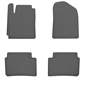 Комплект резиновых ковриков в салон автомобиля Hyundai i10