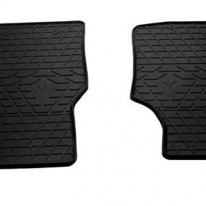 Передние автомобильные резиновые коврики Infiniti FX S50