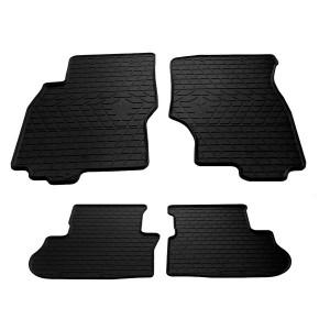 Комплект резиновых ковриков в салон автомобиля Infiniti FX S50