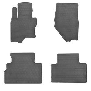 Комплект резиновых ковриков в салон автомобиля Infiniti FX (s51)