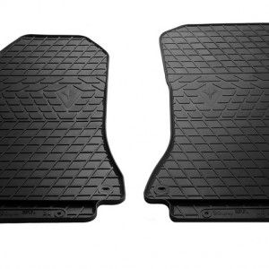 Передние автомобильные резиновые коврики Infiniti Q30 2015-