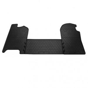 Комплект резиновых ковриков в салон автомобиля Iveco Dialy 4