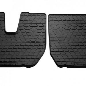 Комплект резиновых ковриков в салон автомобиля Truck Iveco Stralis 2007-2012