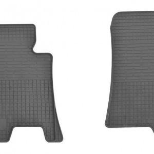 Передние автомобильные резиновые коврики Kia Ceed 2012-