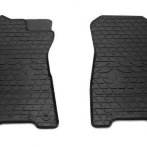 Передние автомобильные резиновые коврики Kia Niro 2016-