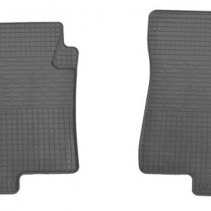 Передние автомобильные резиновые коврики Kia Optima 2012-