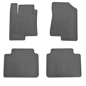 Комплект резиновых ковриков в салон автомобиля Kia Optima 2015