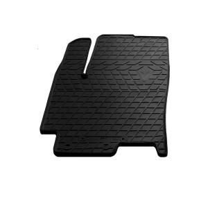 Водительский резиновый коврик Kia Rio 2017-