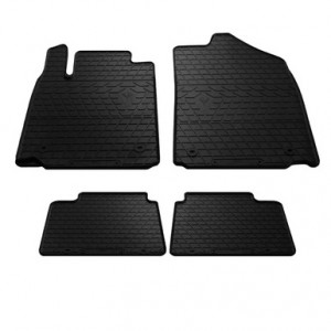 Комплект резиновых ковриков в салон автомобиля Lexus ES 2006-