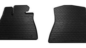 Передние автомобильные резиновые коврики Lexus GS (2WD) 2005-