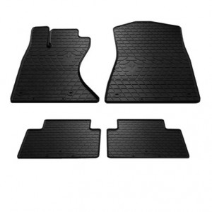 Комплект резиновых ковриков в салон автомобиля Lexus GS (4WD) 2005-
