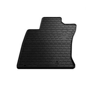 Водительский резиновый коврик Lexus GX 470 2002- (design 2016)