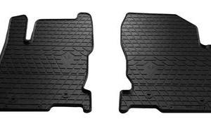 Передние автомобильные резиновые коврики Lexus NX 2014-