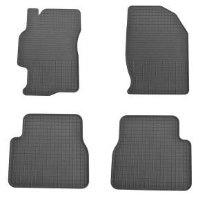 Комплект резиновых ковриков в салон автомобиля Mazda 6