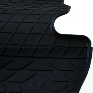 Водительский резиновый коврик Mazda CX-3 2015-