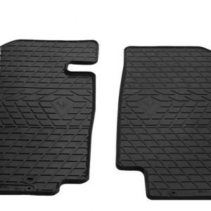 Передние автомобильные резиновые коврики Mazda CX-9 2017-