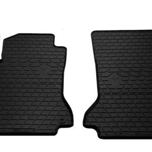 Передние автомобильные резиновые коврики Mercedes-Benz C117 CLA 2013-