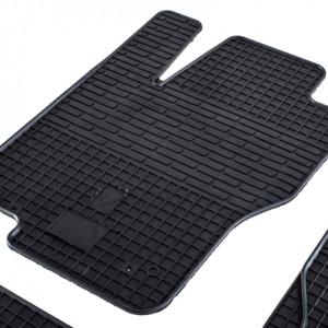 Водительский резиновый коврик Mercedes GLE 14-