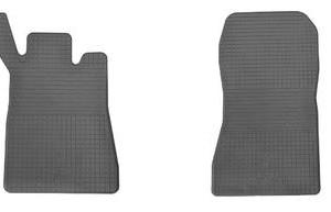 Передние автомобильные резиновые коврики Mercedes W203