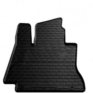 Водительский резиновый коврик Mercedes-Benz W205 C 2014-