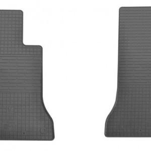 Передние автомобильные резиновые коврики Mercedes Benz X204 GLK
