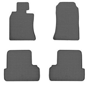 Комплект резиновых ковриков в салон автомобиля Mini Cooper I