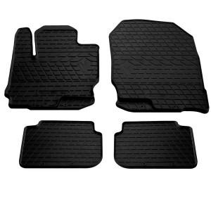Комплект резиновых ковриков в салон автомобиля Mitsubishi Colt