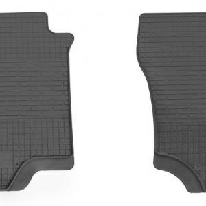 Передние автомобильные резиновые коврики Mitsubishi Lancer IX 2004-2008