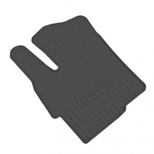 Водительский резиновый коврик Mitsubishi Lancer 10
