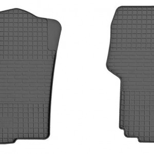 Передние автомобильные резиновые коврики Mitsubishi Outlander XL 2007-2013