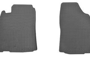 Передние автомобильные резиновые коврики Mitsubishi Pajero Sport 2015