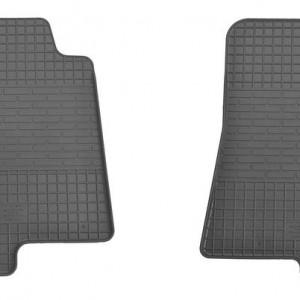 Передние автомобильные резиновые коврики Mitsubishi Pajero Wagon 2007-