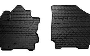 Передние автомобильные резиновые коврики Nissan Note 2005-