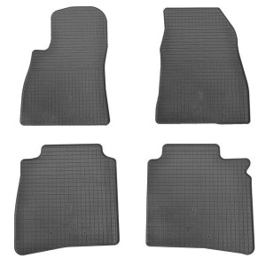 Комплект резиновых ковриков в салон автомобиля Nissan Sentra