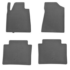 Комплект резиновых ковриков в салон автомобиля Nissan Teana J32