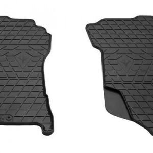 Комплект резиновых ковриков в салон автомобиля Nissan X-Trail T30