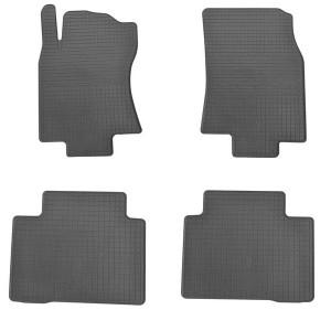 Комплект резиновых ковриков в салон автомобиля Nissan X-Trail T32