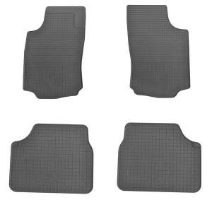 Комплект резиновых ковриков в салон автомобиля Opel Corsa C