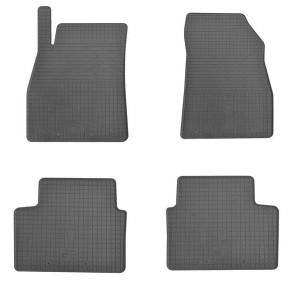 Комплект резиновых ковриков в салон автомобиля Opel Insignia