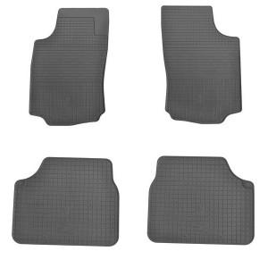 Комплект резиновых ковриков в салон автомобиля Opel Meriva A