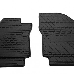 Передние автомобильные резиновые коврики Opel Meriva B 2010-